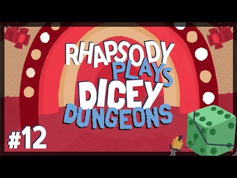 Let's Play Dicey Dungeons: Thief   A Thousand Cuts - Episode 12