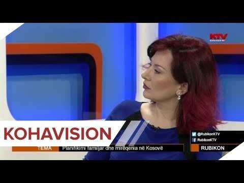 RUBIKON PLANIFIKIMI FAMILJAR DHE MIRËQENIA NË KOSOVË 10.03.2015