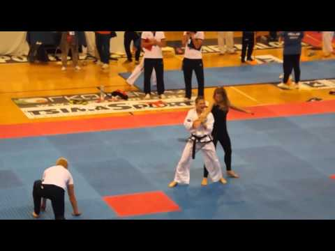 Czech Republic - Female Self Defence