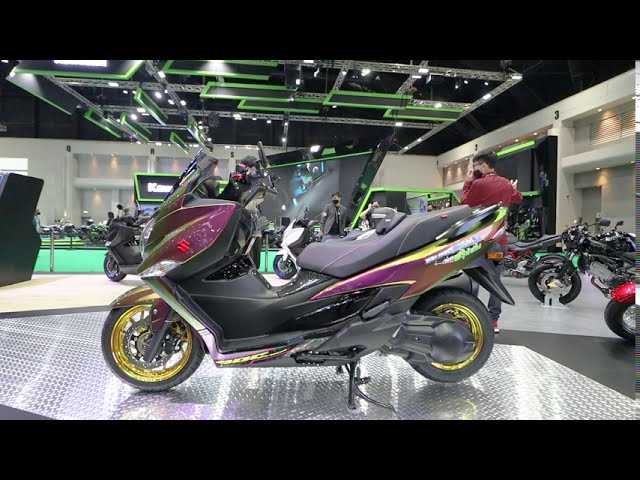 MotorShow 2020  ครั้งที่ 41 🇹🇭 ปีนี้บูธ Suzuki มีทีเด็ด ระดับขนตัวท็อปกันมาเลย ไปดูกัน!