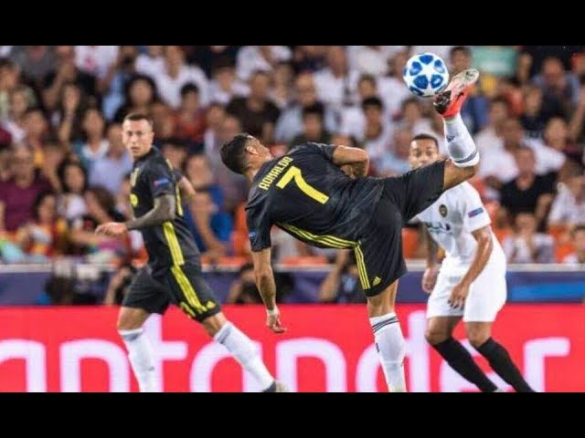 Cristiano Ronaldo - Juventus King 2018/19 Skills & Goals HD|