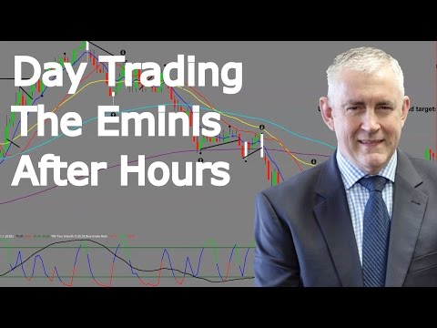 Day Trading The Eminis After Hours
