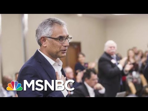 Texas County Republicans Claim Muslim American's Beliefs Are Unconstitutional | MTP Daily | MSNBC