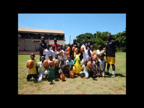 Australian Football in Kenya - interview on Radio Sahara
