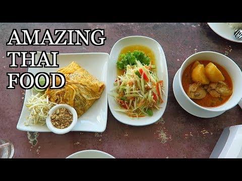 PHUKET THAILAND STREET FOOD TOUR AND BEACH PLAY FAMILY VLOGS