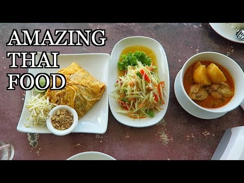 PHUKET THAILAND STREET FOOD TOUR AND BEACH PLAY FAMILY VLOGS