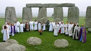 The Druids & Secrets of the British Isles [Filmed in Ireland & England]