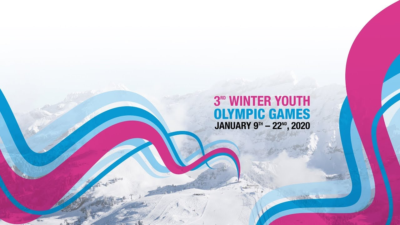 2020 Olympic Winter Games.Lausanne 2020 Youth Olympic Games Trailer