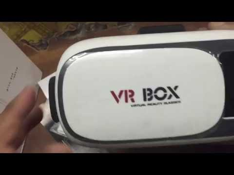unboxing vr box 2nd generation indonesia youtube. Black Bedroom Furniture Sets. Home Design Ideas
