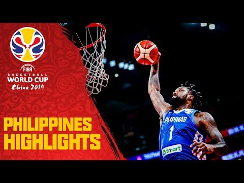 Philippines | Top Plays & Highlights | FIBA Basketball World Cup 2019