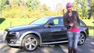 Audi Allroad 2013 Review & Test Drive with Emme Hall by RoadflyTV(Vehicle: 2013 Audi Allroad Host: Emme Hall To see additional pictures and the window sticker for the 2013 Audi Allroad, visit: http://roadflytv.com Fuel economy ..., 2012-12-02T14:30:23.000Z)