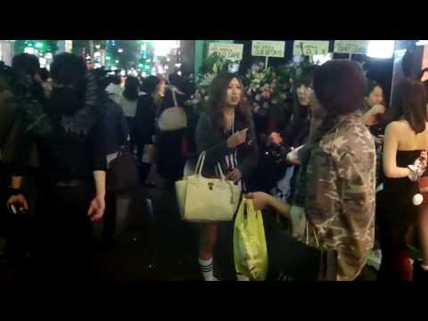 Roppongi Tokyo Nightlife Travel Video HD