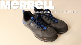 Fullbench 2 SD Steel Toe Work Shoe