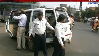 Salvas : traffic police issue because of strick black film on vehcile