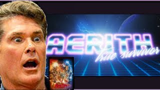 AERITH - True Survivor [David Hasselhoff - True Survivor from Kung Fury' Cover] | The Circle Pit