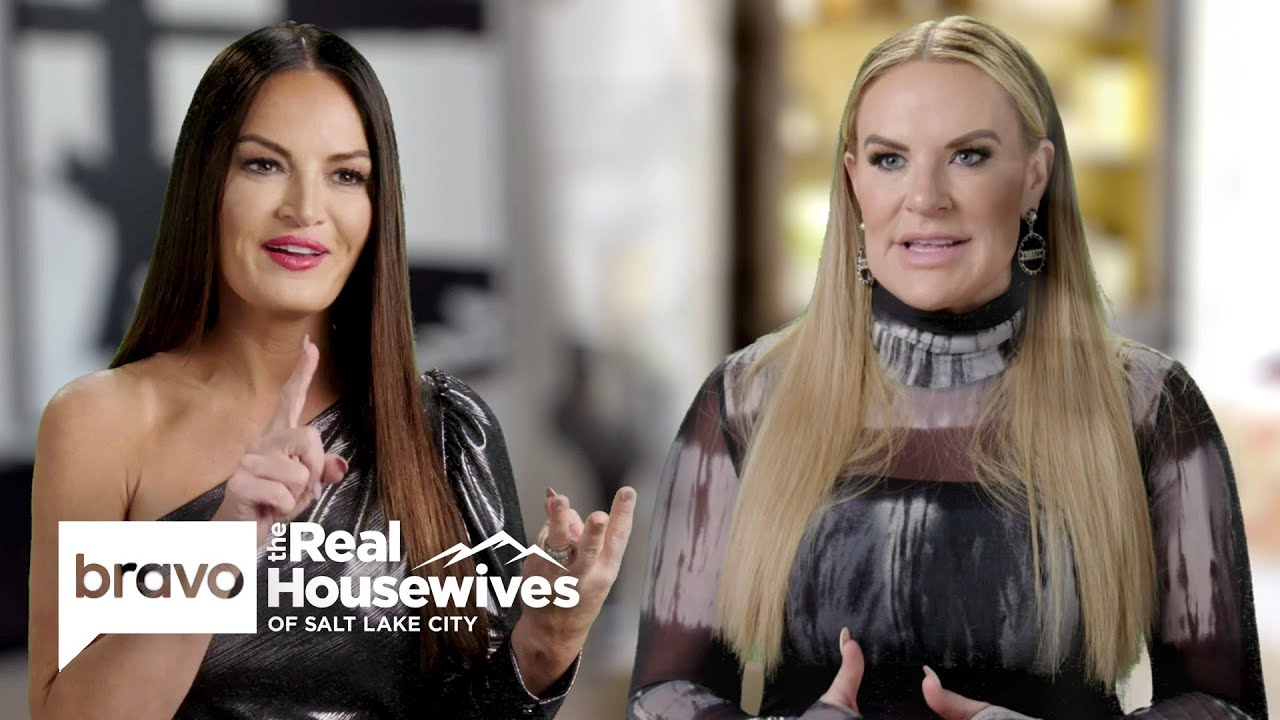 The Real Housewives of Salt Lake City Answer ALL Your Questions About Mormonism | Bravo