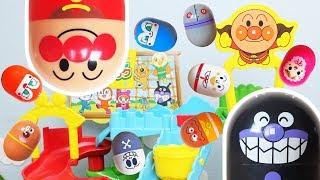 アンパンマン おもちゃ【コロコロ転がりジャンプ!】 コロロンアスレチック ANPANMAN thumbnail