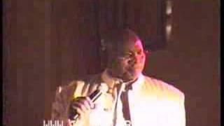 SPARROW performing CONGO MAN song in Winnipeg Sept 2007