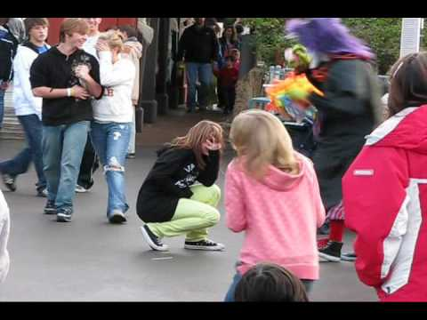 Six Flags Great America Fright Fest Highlights From 2008 Gurnee, Illinois