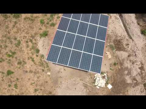 Riego solar para ganadería en Veracruz