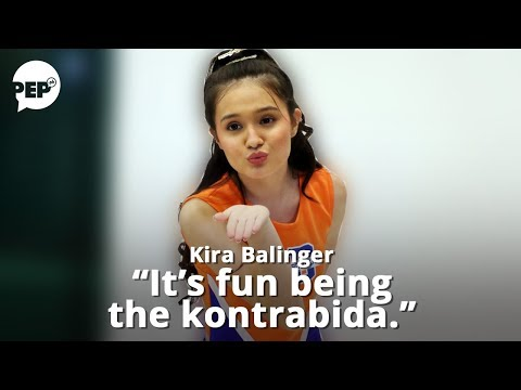 Bakit mas gusto ni Kira Balinger na maging kontrabida?