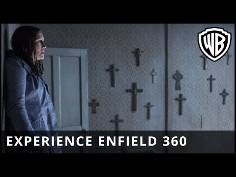 The Conjuring 2 - Experience Enfield 360 Video - Official Warner Bros. UK