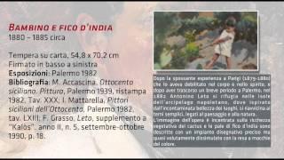 Un secolo, ma non si vede. Antonino Leto nelle collezioni della Fondazione Sicilia.