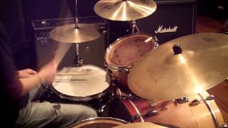 Easy Funny Funk Groove ( Ash Soan Style ) - Drum Lesson #167