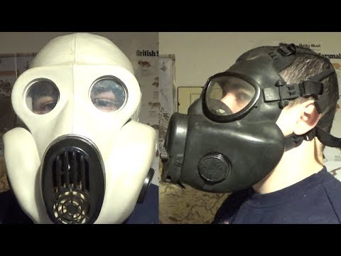 My Cheek Filter Gas Mask Collection