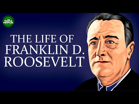 Franklin Roosevelt Documentary - Biography Of The Life Of President Franklin Delano Roosevelt