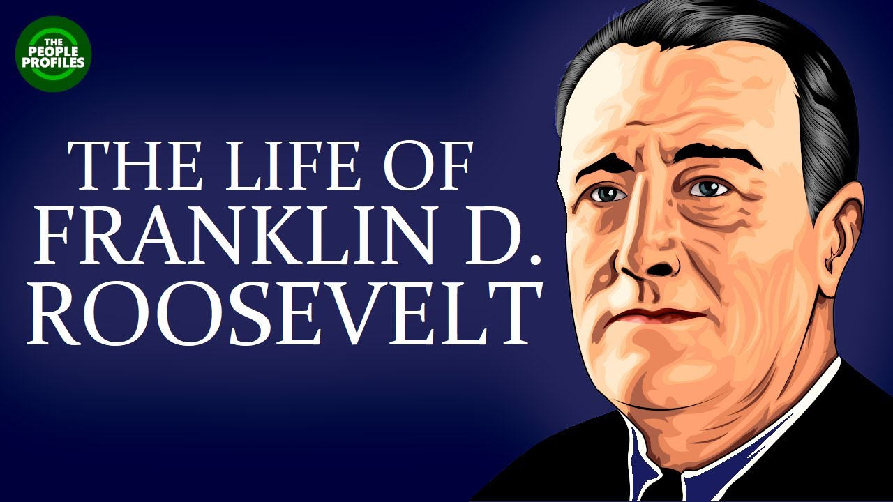 Franklin Roosevelt Documentary – Biography of the life of President Franklin Delano Roosevelt