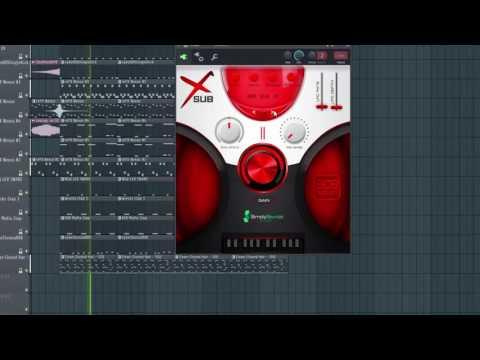 'Xsub' 808 Bass Virtual Instrument VST / AU Plugin