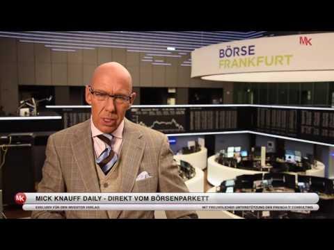 Südzucker profitiert vom 63,6-prozentigen Zuckerpreis-Anstieg! Mick Knauff Daily 20.06.2016