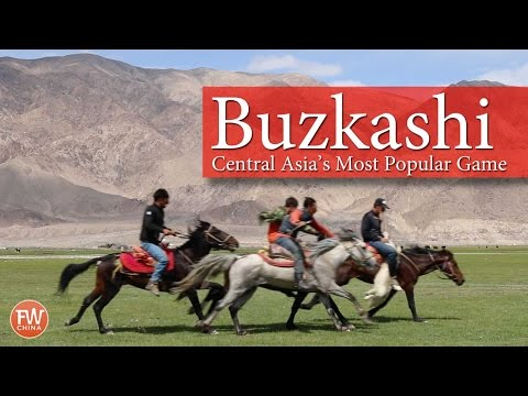 Buzkashi EXPLAINED! A Detailed Look at Central Asia's Most Dangerous Sport in Xinjiang, China | Ep 3