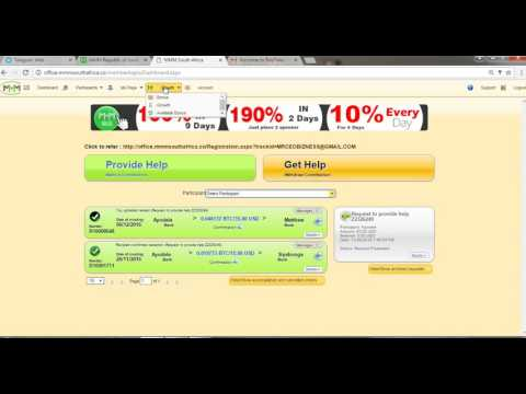 MMM SA 90% BackOffice Info