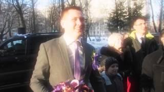 20121201 Свадьба Романа и Екатерины