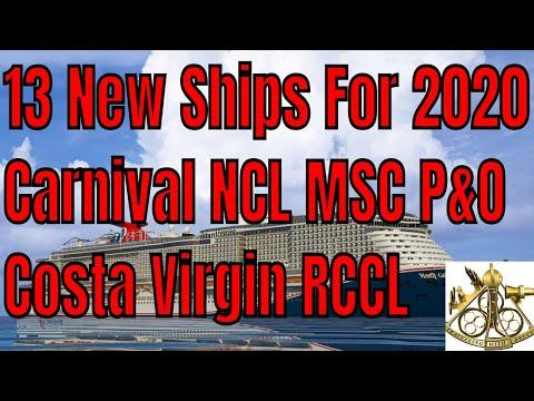 New 2020 Cruise