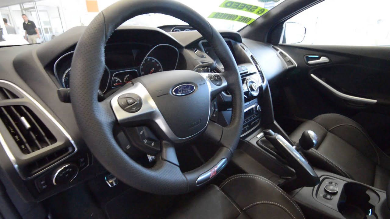 2013 Ford Focus ST LOADED Brand New (stk# 30246SA ) for ...