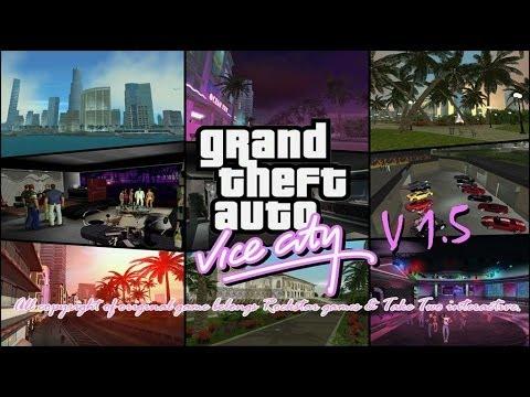 gta vice city sunny miami 2014