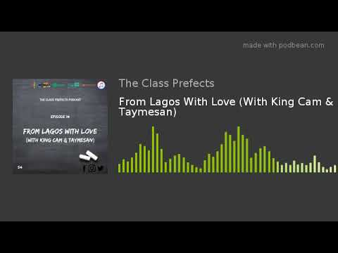 Download From Lagos With Love (With King Cam & Taymesan)