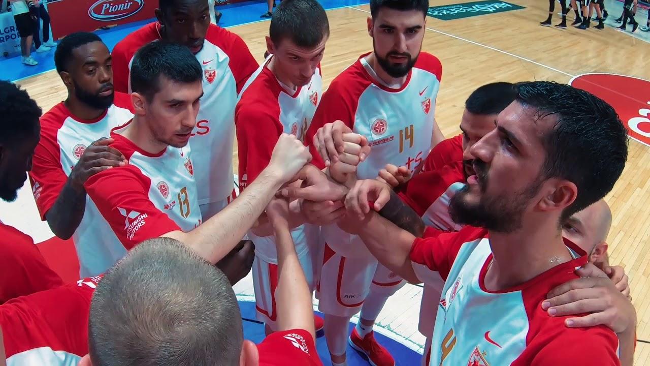 Kk Crvena Zvezda Mts Kk Partizan Nis Finale Superlige Srbije Utakmica 1