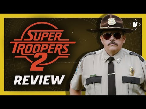 Super Troopers 2 Review!