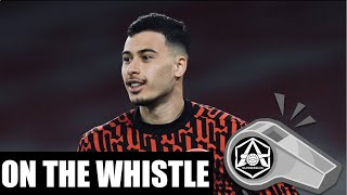 On the Whistle: Arsenal 14 Man City  'Thoughts on Runarsson, Martinelli & more'