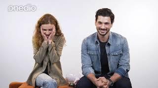 Ahsen Eroğlu ve Deniz Can Aktaş Sosyal Medyadan Gelen Soruları Yanıtlıyor! Menajerimi Ara!