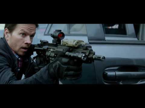 22 мили - Русский трейлер №2 (дублированный) 1080p