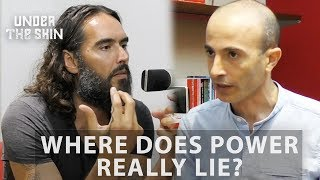 Who Really Runs The World? - Russell Brand & Yuval Noah Harari