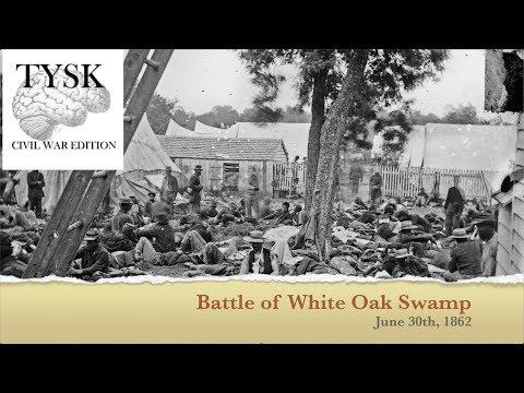 1862 45 White Oak Swamp Henrico Virginia June 30 1862
