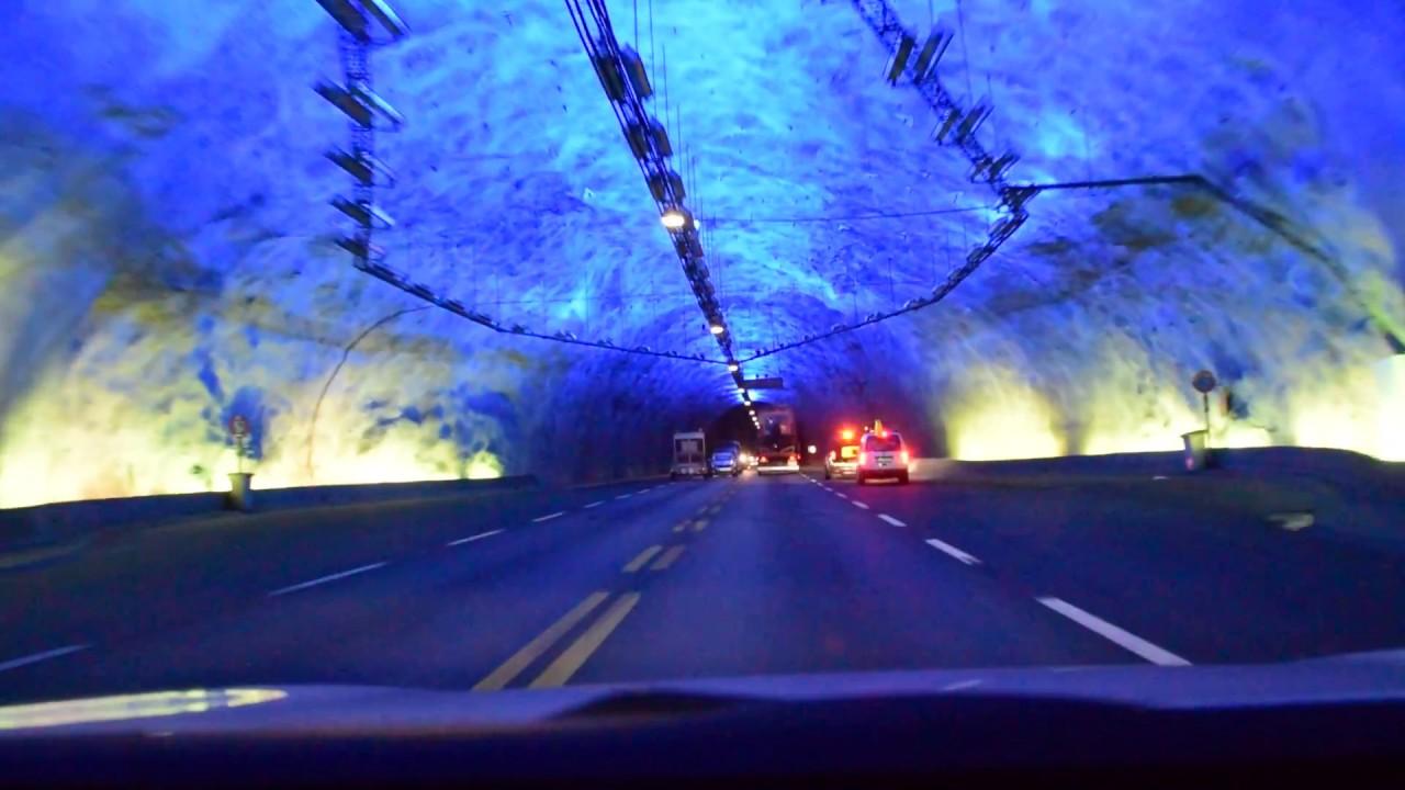 Norway S Lærdalstunnelen World S Longest Road Tunnel