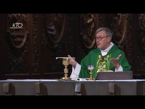 Messe du 31 août 2018
