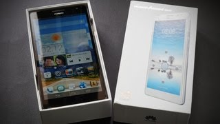 Huawei Ascend Mate 6.1 - Unboxing & Hands-on - Cursed4Eva.com